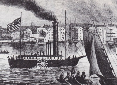 19b Dampfboot