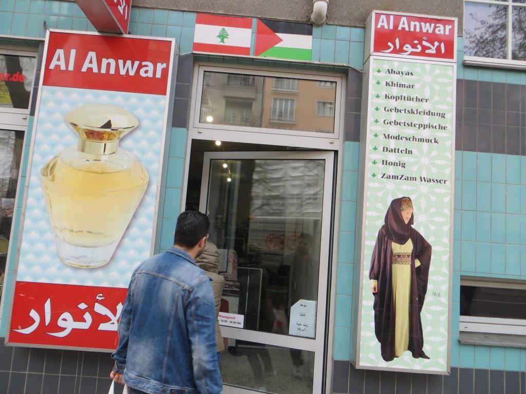 9 Al Anwar Geschäft