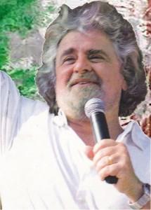 Beppe Grillo (eigene Bearbeitung)