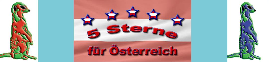 5 Sterne für Österreich - Partei